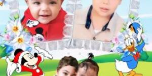 عيد ميلاد سعيد لسيف ونورسين إبراهيم