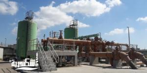 الجهاز التنفيذي لمشروعات مياه الشرب والصرف الصحي ....الانتهاء من إنشاءات وحدة معالجة رواسب الصرف الصحي بمحطة شرق الإسكندرية
