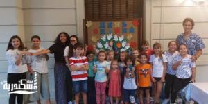 """تزامنا مع بدء الدراسة : البيت الروسي بالإسكندرية ينظم """"لقاء المدرسة الروسية """""""