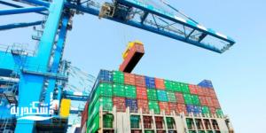 ميناء الإسكندرية....تداول 300 ألف طن بضائع استراتيجية