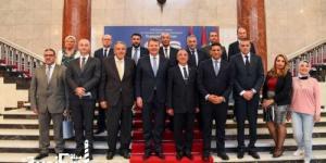 """"""" تجارية الاسكندرية و تجارية صربيا """" مناقشة أهمية تخفيض الجمارك لتسهيل تصدير واستيراد المنتجات الزراعية والمعدنية"""