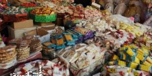 النيابة العامة...التحفظ على 5 آلاف قطعة حلوى مولد منتهية الصلاحية