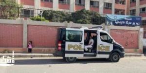 """حبس فراش تحرش بطالبة  داخل مدرسة"""" زيد بن حارثة"""" بالعجمي"""