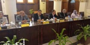جامعة الإسكندرية توجه الطلاب بتلقي لقاح كورونا قبل 14 نوفمبر المقبل...تجنبًا لحظر الدخول