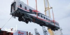 عبر ميناء الإسكندرية خلال أيام....السكة الحديد تستقبل دفعة عربات روسية جديدة