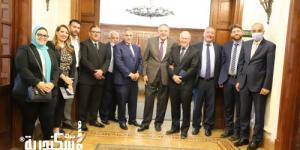 """نائب """"غرفة الإسكندرية"""": نرغب في تطوير العلاقات التجارية المصرية الأسترالية"""