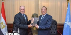 محافظ الإسكندرية: مستعدون لتذليل التحديات أمام الشركات الاسترالية
