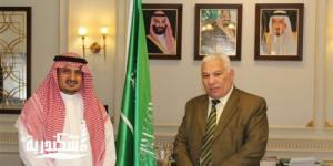 نشاط مكثف لقنصل السعودية في الإسكندرية لتعزيز التعاون بين البلدين