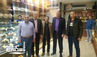 """افتتاح أحدث فروع حلواني """"آية """" ابو يوسف غرب الإسكندرية"""