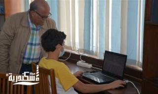 """""""رئيس نقابة المهندسين """" يتفقد لجان اختبارات مسابقة القندس المصرية"""