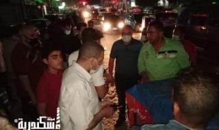حي العجمي...  تشميع 21 منشأة لمخالفتها مواعيد الإغلاق