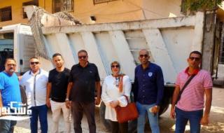 إستجابة فورية لأهالي شارع أبو يوسف