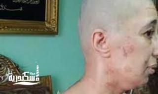 نيابة محرم بك....حبس متهم بحلق شعر زوجته وإجبارها وأولادهما الـ5 على التسول