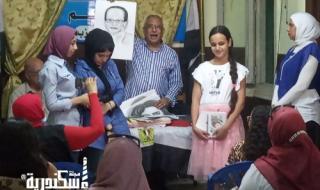 صالون بوابة المحروسة الثقافي والتنويري ينظم احتفالية جديدة لتقديم الإبداعات السكندرية