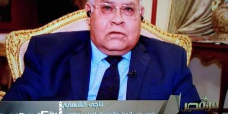 على cbc مع الاعلامى عمرو خليل ناجى الشهابي : أعظم إنجاز للمشير طنطاوى منع انزلاق البلاد نحو الفوضى