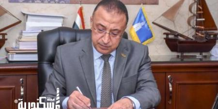محافظ الإسكندرية.... تعيين 31 ألف بينهم 215 من ذوي الهمم فرد خلال 8 أشهر