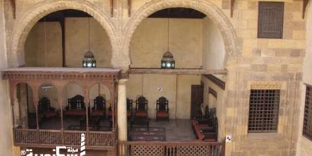 «مصر مهد الحضارة وأرض الابطال».. عروض بانوراما التراث في بيت السناري