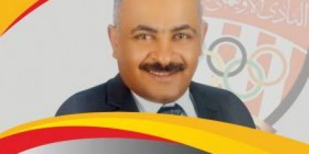 حسام بركات مرشح لعضوية مجلس إدارة نادي الأوليمبي