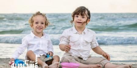 مع بداية العام الدراسي : سيشن لـ 12 طفل على كورنيش الإسكندرية يحمل رسالة