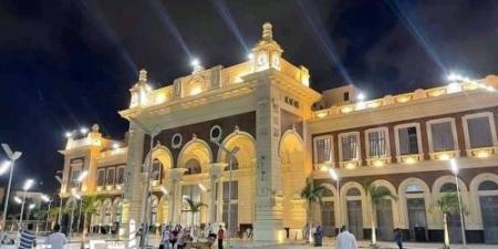 سكة حديد مصر...حافظنا على التراث الحضاري لمحطة الإسكندرية خلال تطويرها