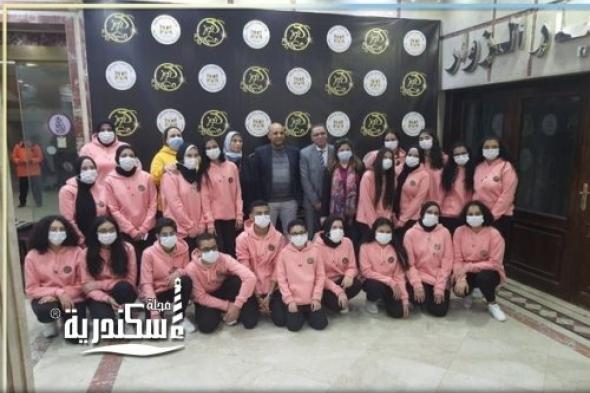 """""""الشريف """" يهنئ طلائع مراكز الشباب لفوزها  بالمراكز الأولى على مستوى الجمهورية"""