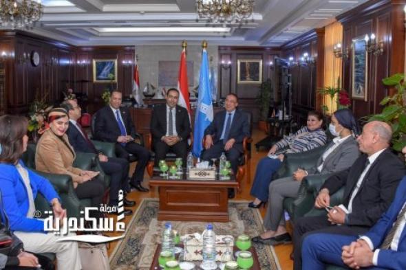 """لجنة من """"شباب ورياضة النواب"""" تتفقد عددا من مراكز الشباب بالإسكندرية"""