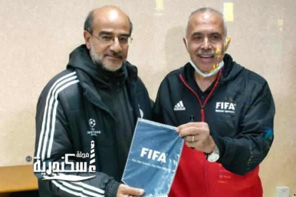 """الحاج """"عامر حسين""""ينهض بمدربين الاسكندرية بدورات تثقيفية مكثفة"""