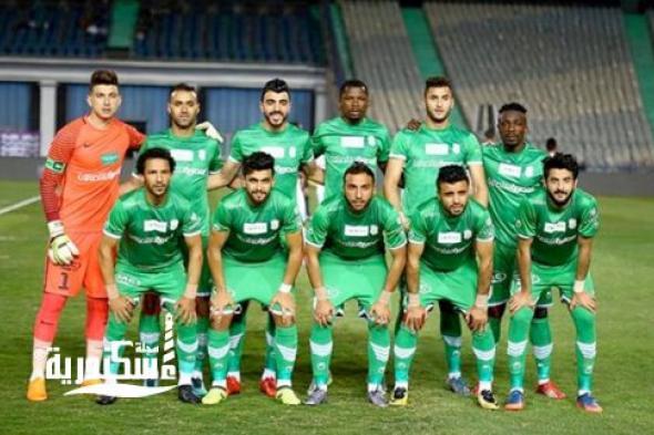 تعادل فريق نادي سموحة مع نادي الاتحاد السكندري  بنتيجة 2-2