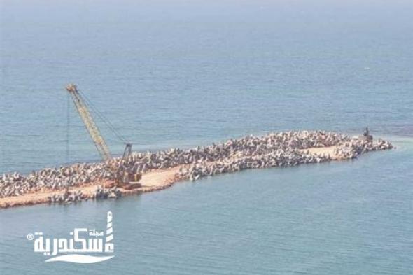 جولة ميدانية لمشروع حماية ساحل الاسكندرية