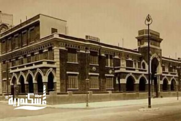 مستشفى الملكة نازلى عام 1928م وتسمى حاليا مستشفى الأنفوشى للأطفال