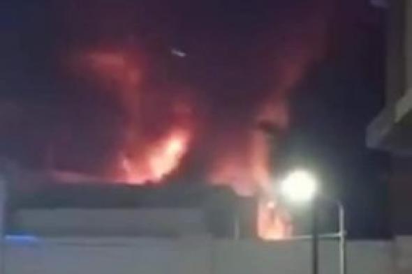 """حريق بفندق"""" هيلتون """" بمنطقة سيدي بشر دون حدوث أي وفيات أو إصابات"""