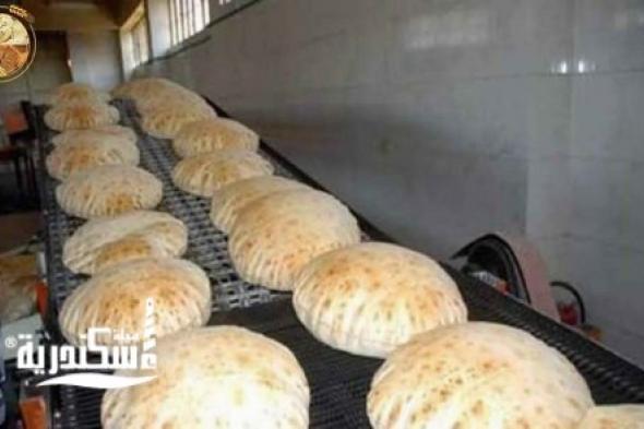 تموين الإسكندرية: خلال إجازة العيد تقسيم إجازات المخابز على 3 أيام