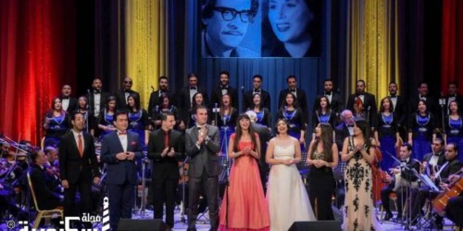 دار الأوبرا تحتفل بدكرى الفنانة ليلى مراد و الموسيقار مرسي جميل عزيز