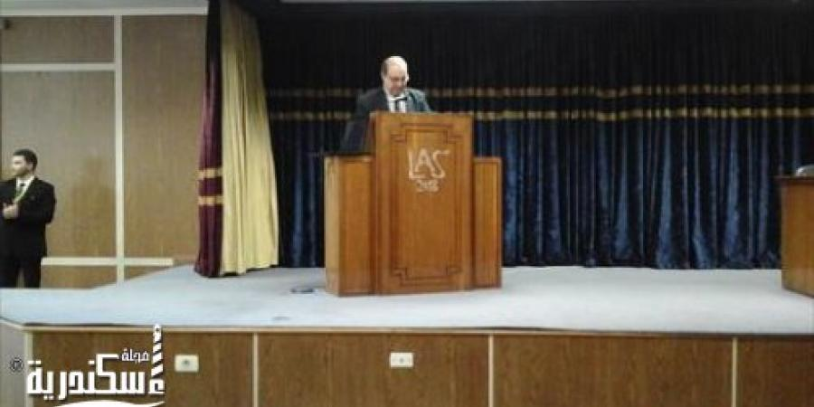 إفتتاح نموذج محاكاة جامعة الدول العربية  بكلية الدراسات الإقتصادية و العلوم السياسية