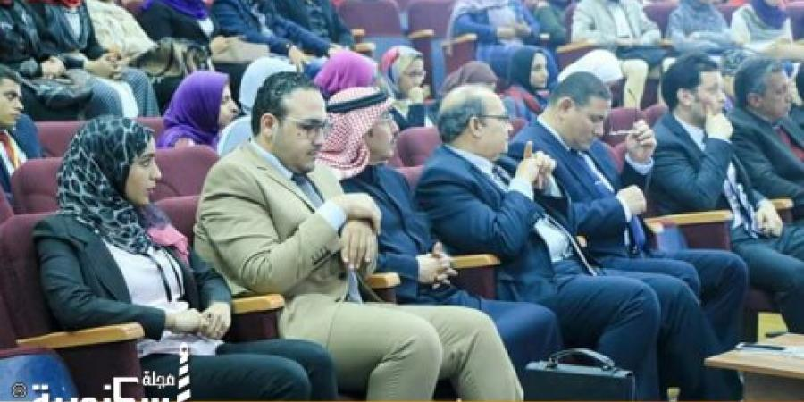 افتتاح نموذج محاكاة جامعة الدول العربية في نسخته الثانية بكلية الاقتصاد والعلوم السباسية جامعة الإسكندرية