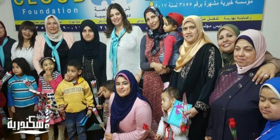 العلاج بالفن لذوى الاحتياجات الخاصة فى ندوة بمؤسسة السحاب