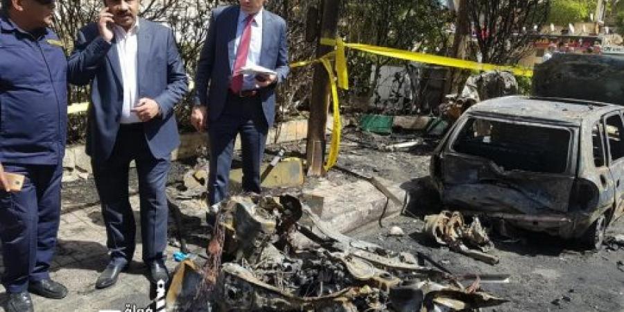 عناية الله تنقذ مدير أمن الإسكندرية من حادث إرهابى غاشم