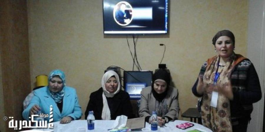نانا زويل شقيقة العالم الراحل الدكتور احمد زويل فى ضيافة مؤسسة السحاب