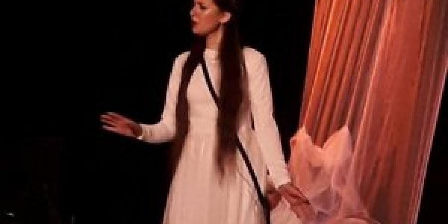 شيفون يبهر جمهور نوادى المسرح بقصر الانفوشى