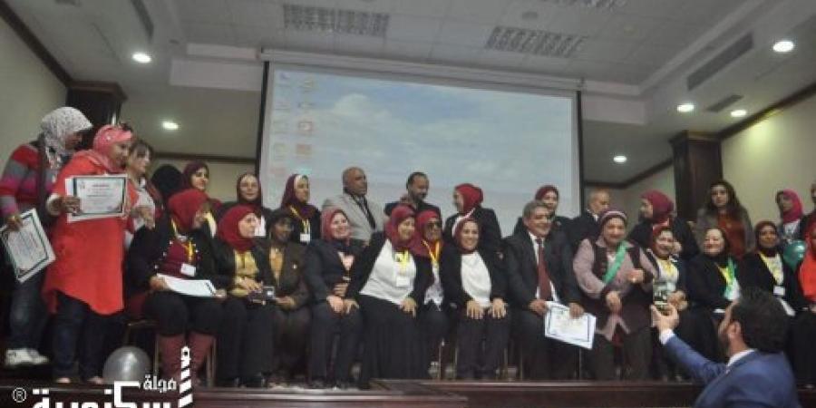 مؤسسة سيدات الإسكندرية تتبنى مشروع لرعاية اسر المسجونيين