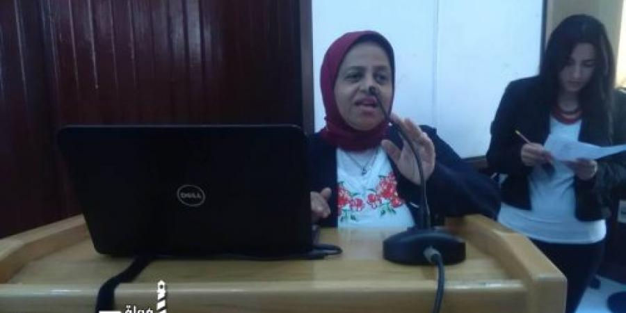 """""""الإدمان كارثة مجتمعية"""" بمركز النيل للإعلام"""