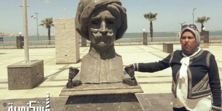 بهية عبد الفتاح تؤكد تماثيل الخالدين بخير ولا يمكن الإهمال فى الحفاظ علي تراثنا