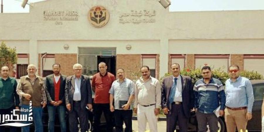 شركة نهضة مصر تحرص علي تدعيم التواصل مع كافة أبناء المجتمع السكندري