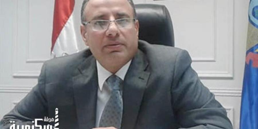 إجتماع محافظ الإسكندرية بوكلاء وزارات ونواب الإسكندرية لوضع خطة تنموية وتنفيذها فى الأيام المقبلة