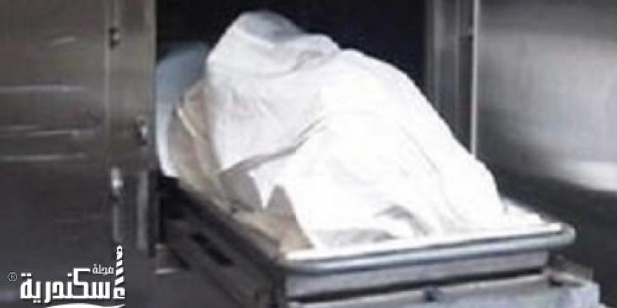 """العثور علي جثة شخص """"مجهول"""" بالطريق الدولي - منطقة وادى القمر تجاه برج العرب الإسكندرية"""