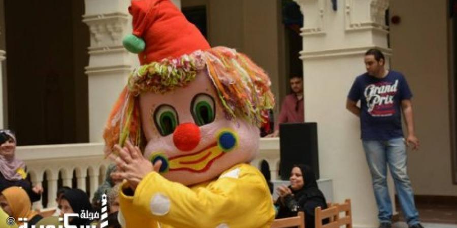 مركز الإبداع الفني بدمنهور يستقبل اطفال مستشفى 57357