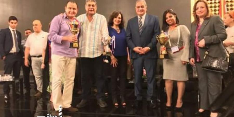 """""""روتارى فاروس"""" يحصد 6 جوائز في المؤتمر السنوي"""
