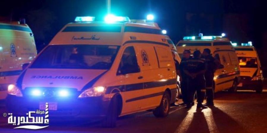 إصابة عاملين بحالات إختناق بشركة للصناعات الغذائية فى المنطقة الصناعية الأولي دائرة برج العرب بالإسكندرية