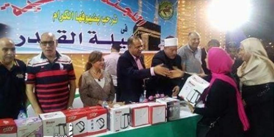 نادى أصحاب الجياد بالإسكندرية يحتفل بليلة القدر ويوزع جوائز على حفظة القرآن من أبناء النادى