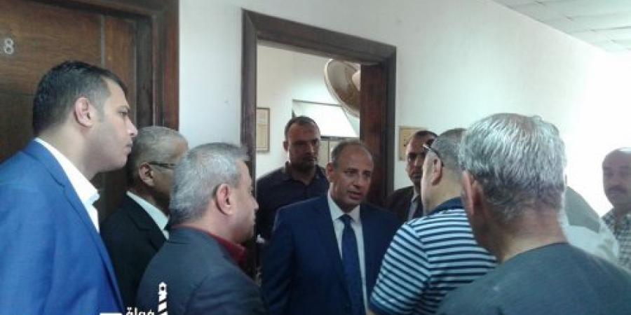 محافظ الإسكندرية يؤكد حرص الدولة على إسترداد كافة أراضى الدولة المتعدى عليها للإستفادة منها فى إقامة المشروعات الخدمية